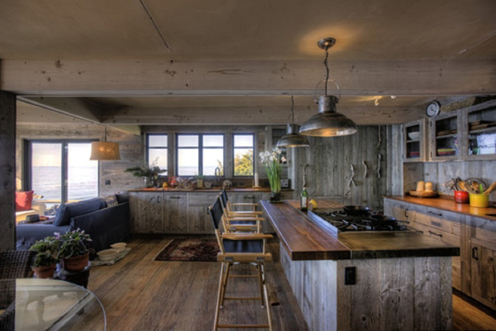rustic-kitchen-cabinets-diy