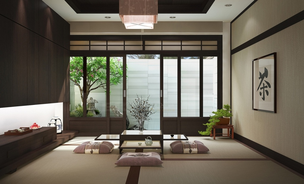 zen-inspired-Asian-dining-room