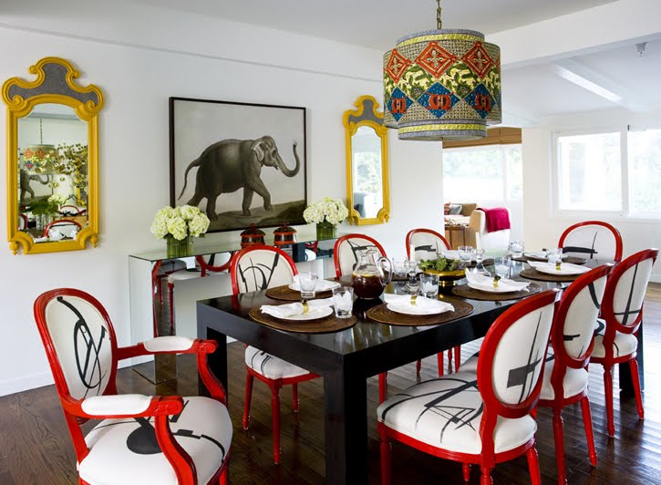 Daring-Eclectic-Dining-Room