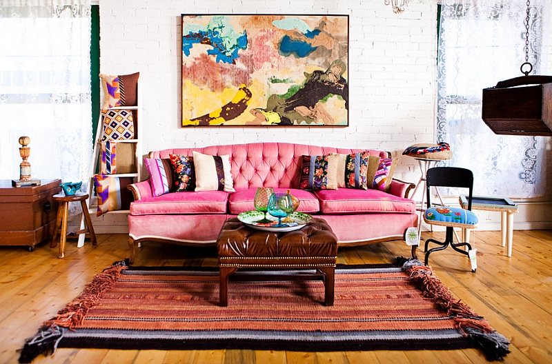 Eclectic and Bohemian Style