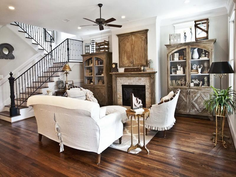 French Farmhouse Decorating Style