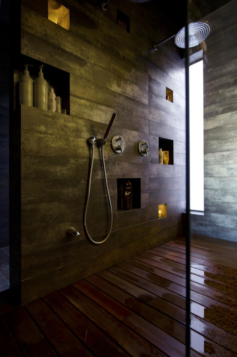 Industrial Bathroom Design Industrial Bathroom