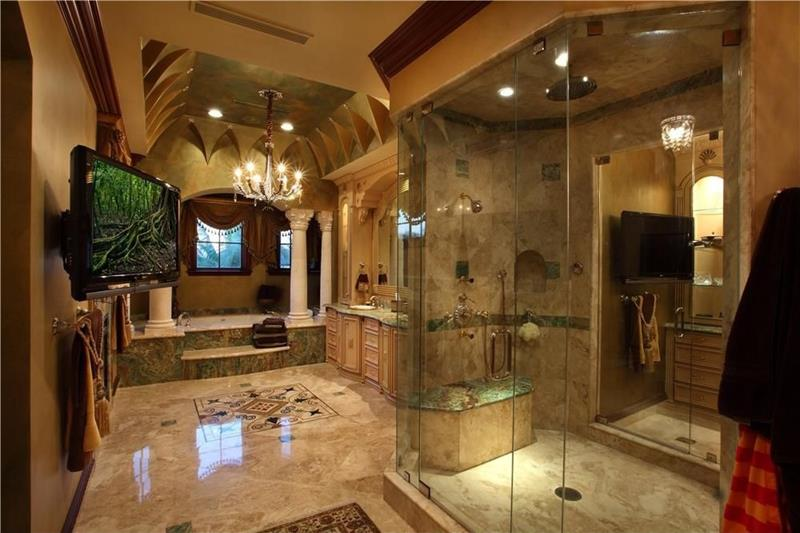 Luxury Walk In Showers