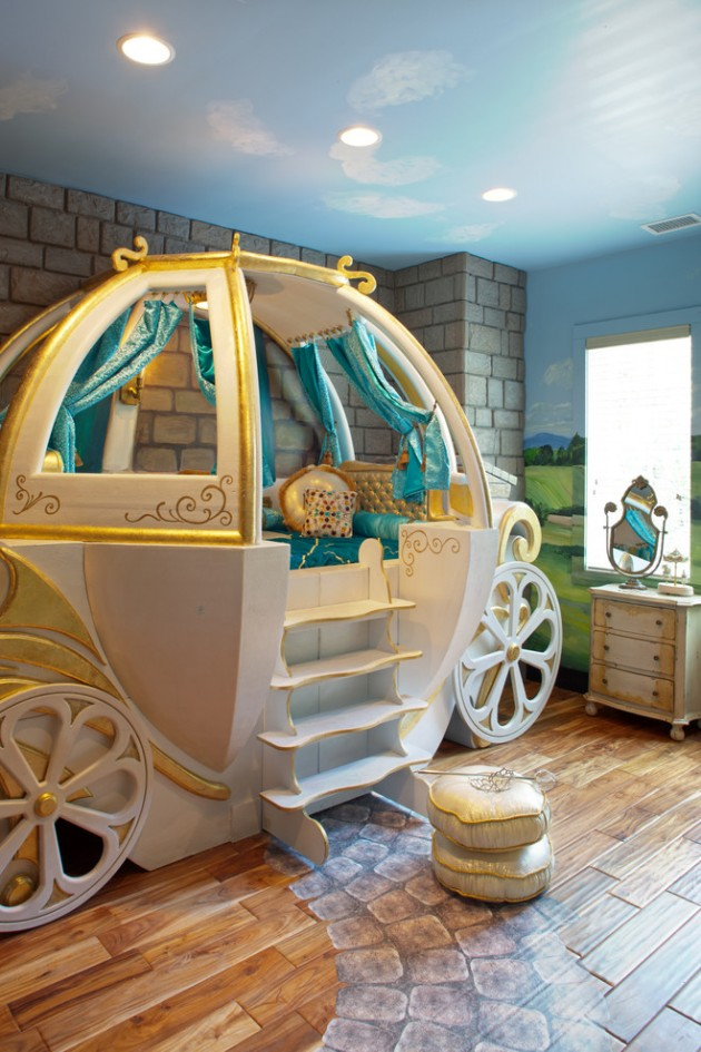 Playful Eclectic Kids Room Designs