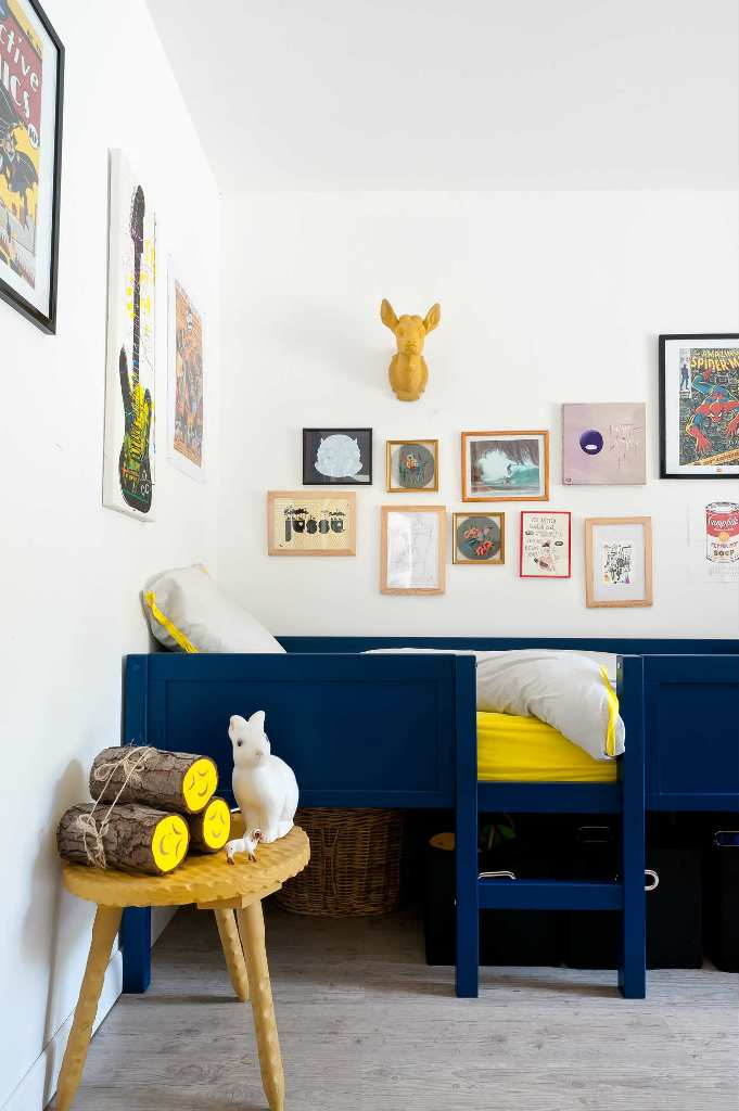 Sophisticated kids room