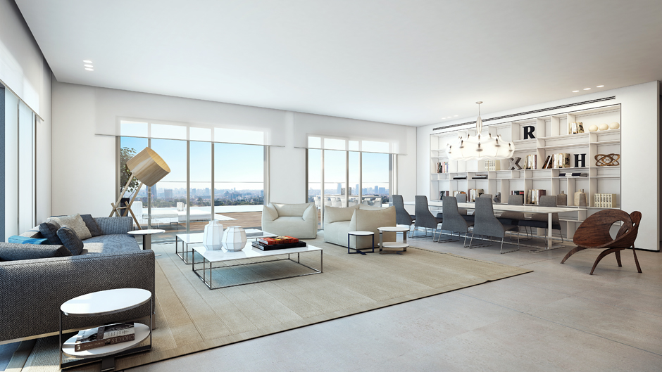 Unique-Modern-Design-Penthouse