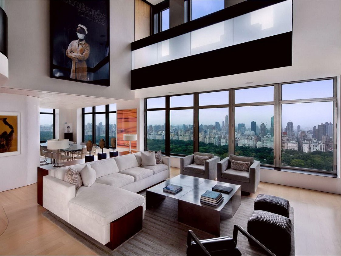 penthouse design ideas