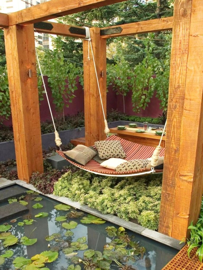 small-space-garden-design-pictures-enchanting-outdoor-living-space