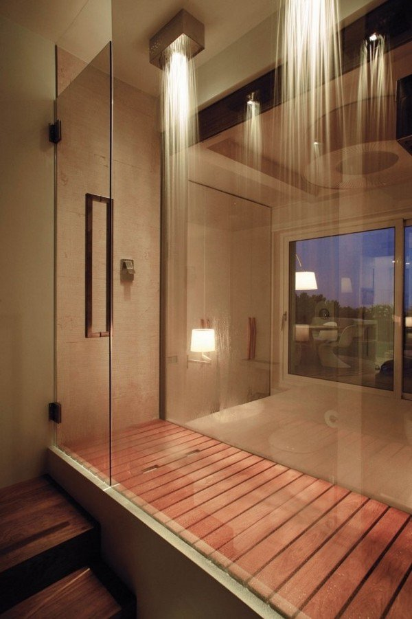 walk-in-shower-ideas-modern-design-rain-shower-head