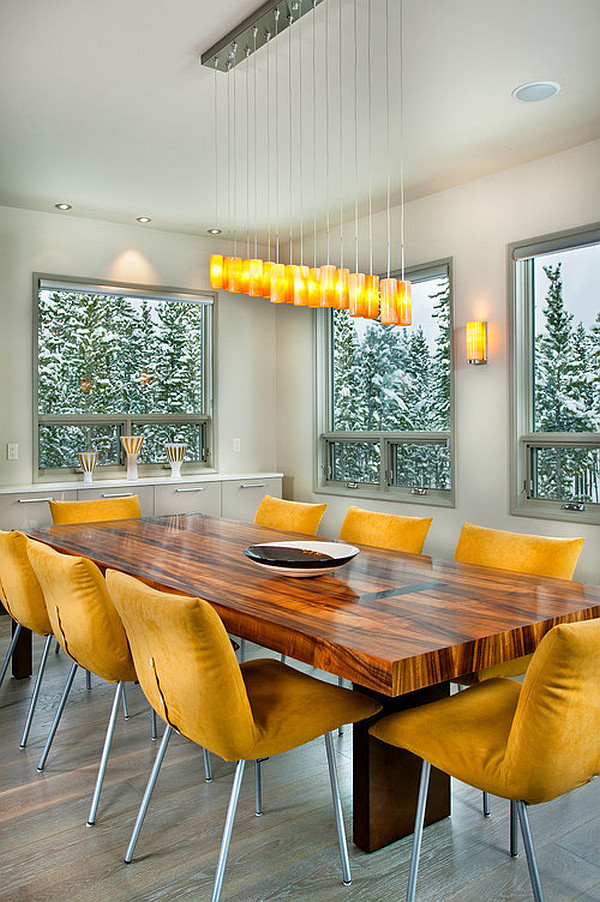 Stunning Colorful Dining Room (28)
