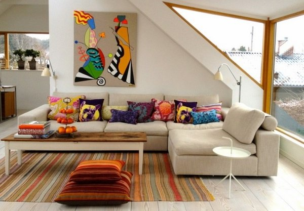 Small Living Room Ideas For Your Inspiration (14)