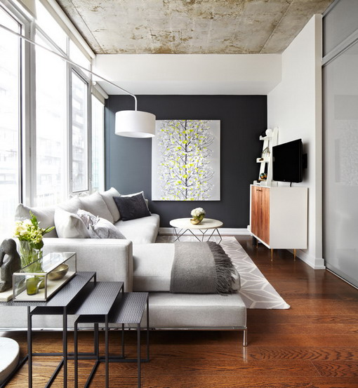Small Living Room Ideas For Your Inspiration (4)