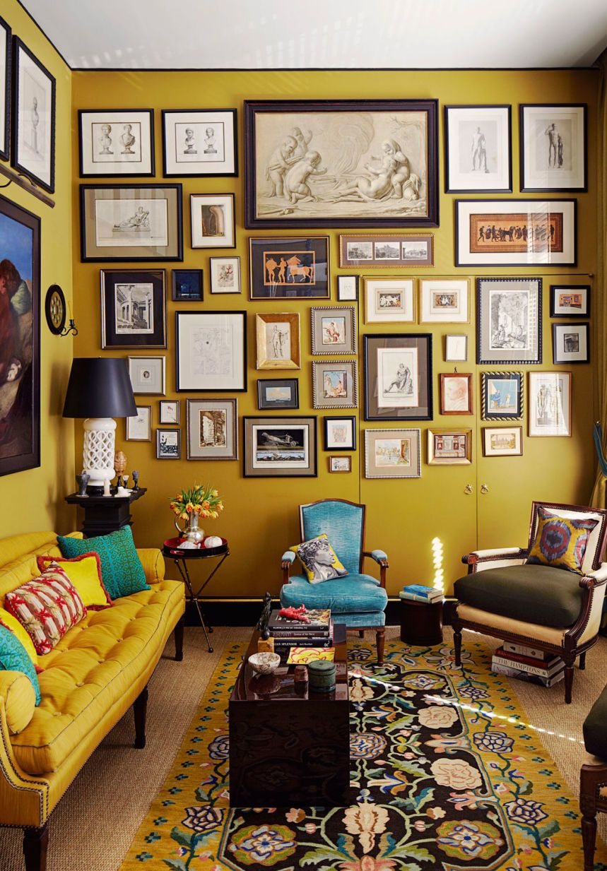 Small Living Room Ideas For Your Inspiration (9)
