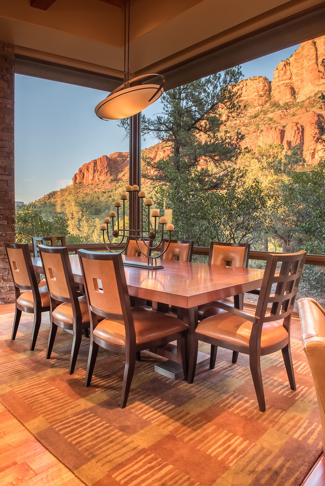 Southwestern Dining Room