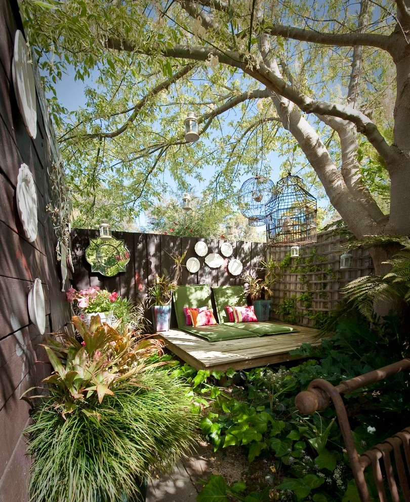 Shabby-Chic Style Landscape Design