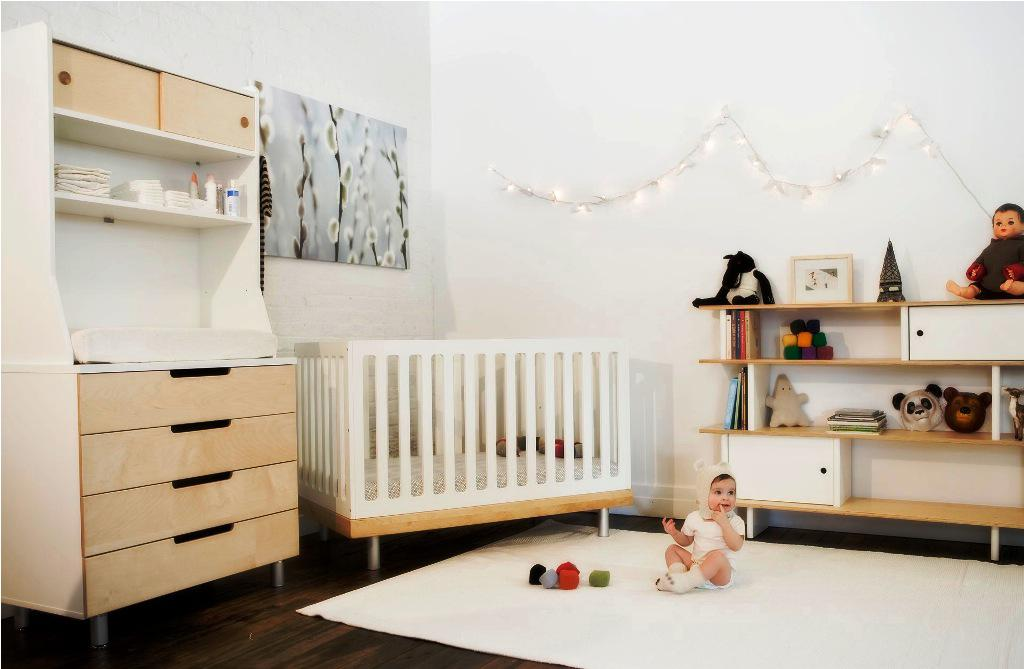 baby-modern-nursery-decorating-ideas