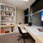 25 Best Contemporary Home Office Design Ideas