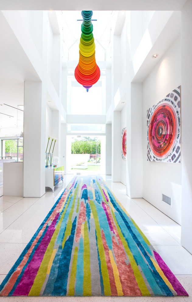 contemporary-hallway-design