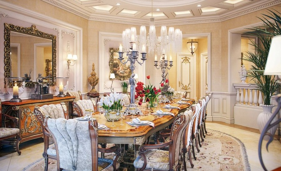 luxury-dining-room