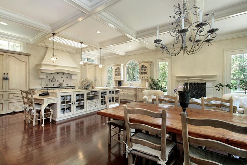 luxury-kitchen-design-with-dining