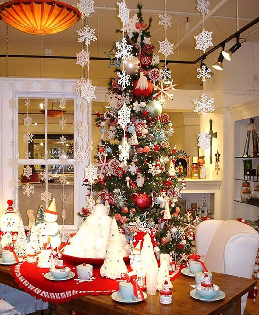 Amazing Ornament Christmas Table Decorations Ideas