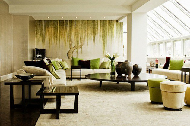 sleek-and-comfortable-asian-inspired-living-room
