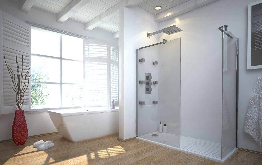 small-bathroom-with-walk-in-showers