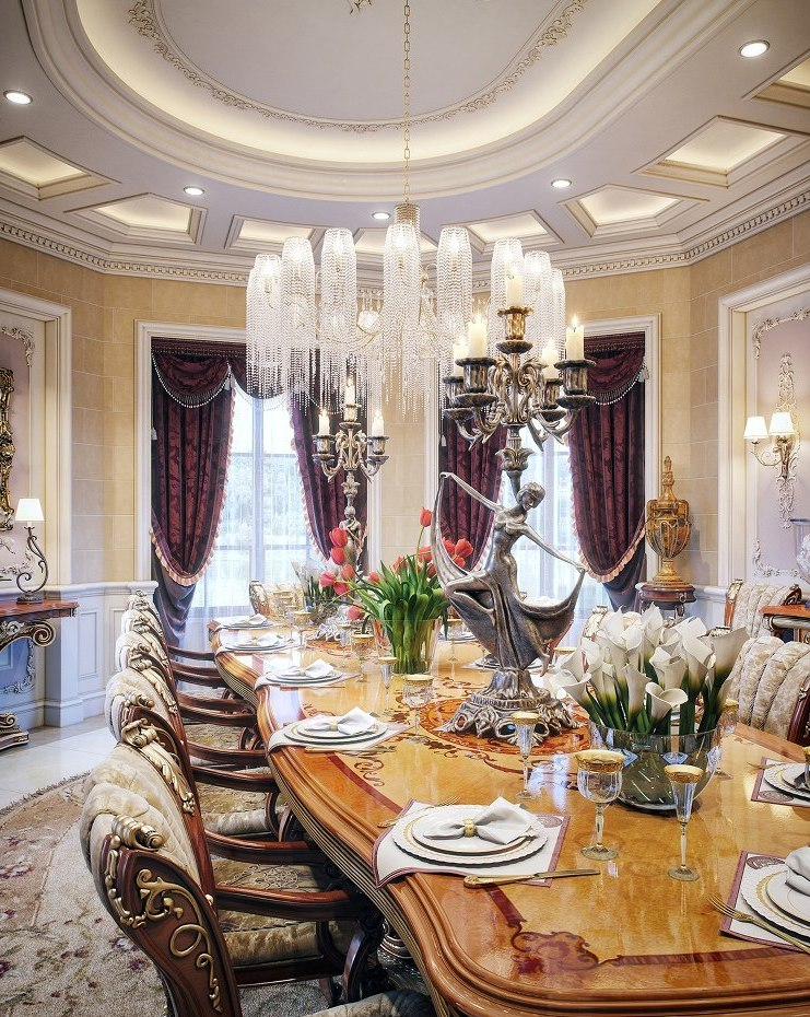 luxury-villa-dining-room