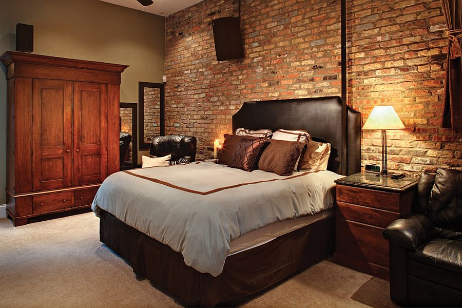 original-brick-wall-in-the-bedroom
