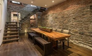 15 Fresh Rustic Dining Room Design Ideas