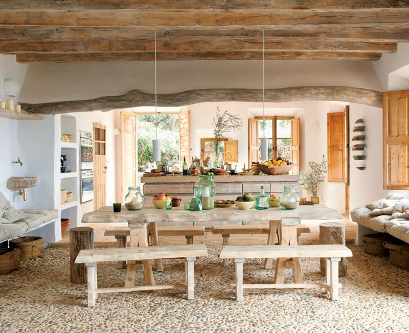 rustic-dining-room-design-ideas