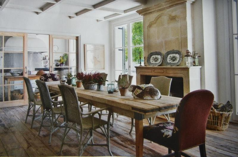 rustic-dining-room-designs