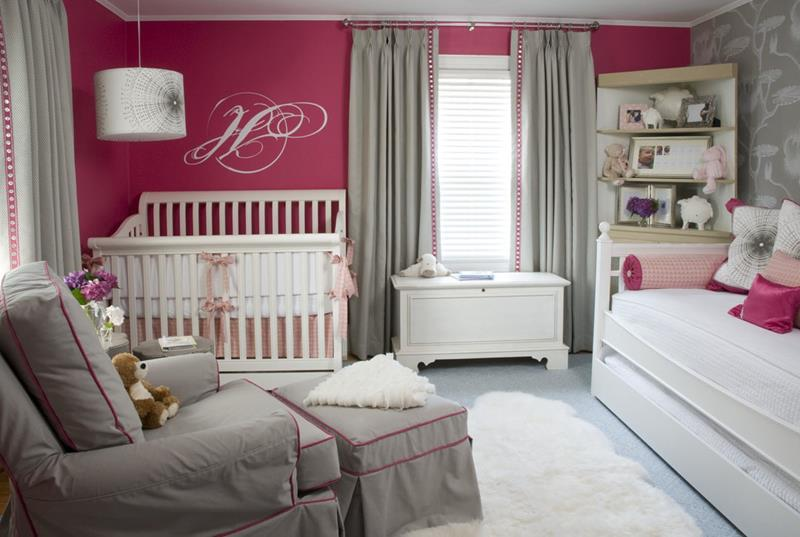 beautiful-nursery-for-baby-girl