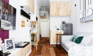 Stunning Small Apartment Designs