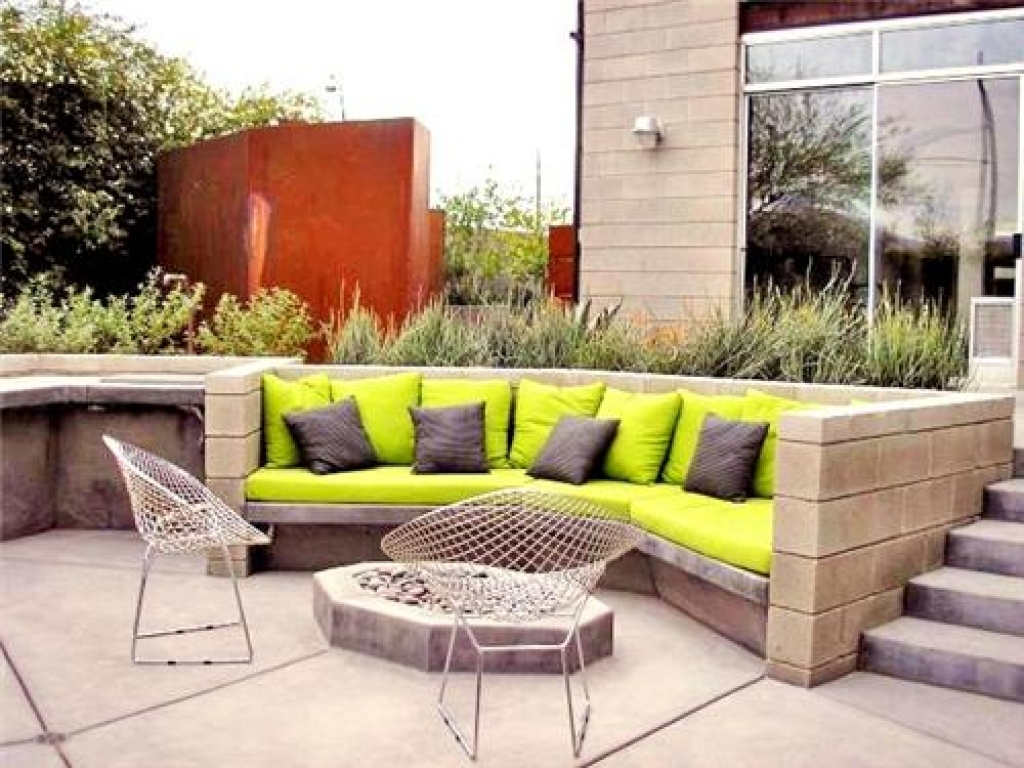 Concrete Patio Design Ideas And Cost Landscaping Network Design A Patio Design A Patio - Patio Furnitures