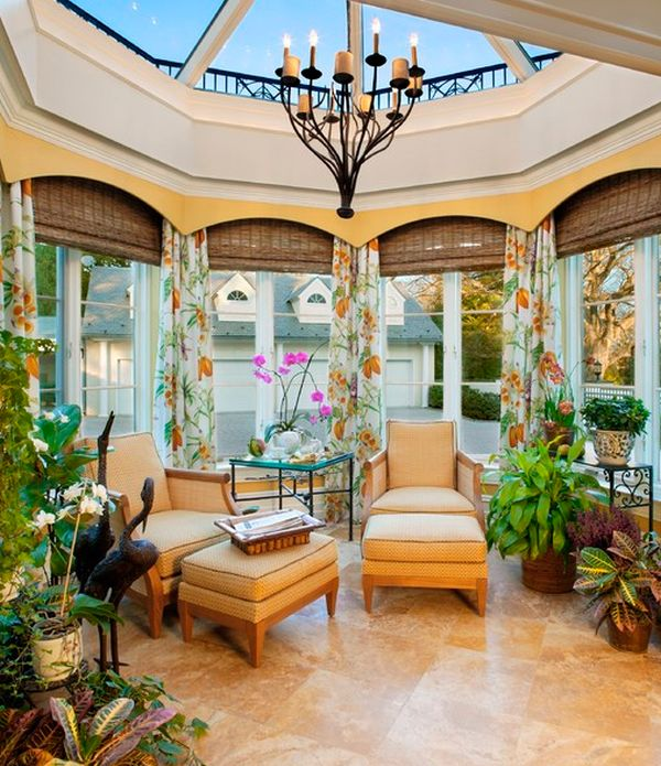 colorful-round-sunroom