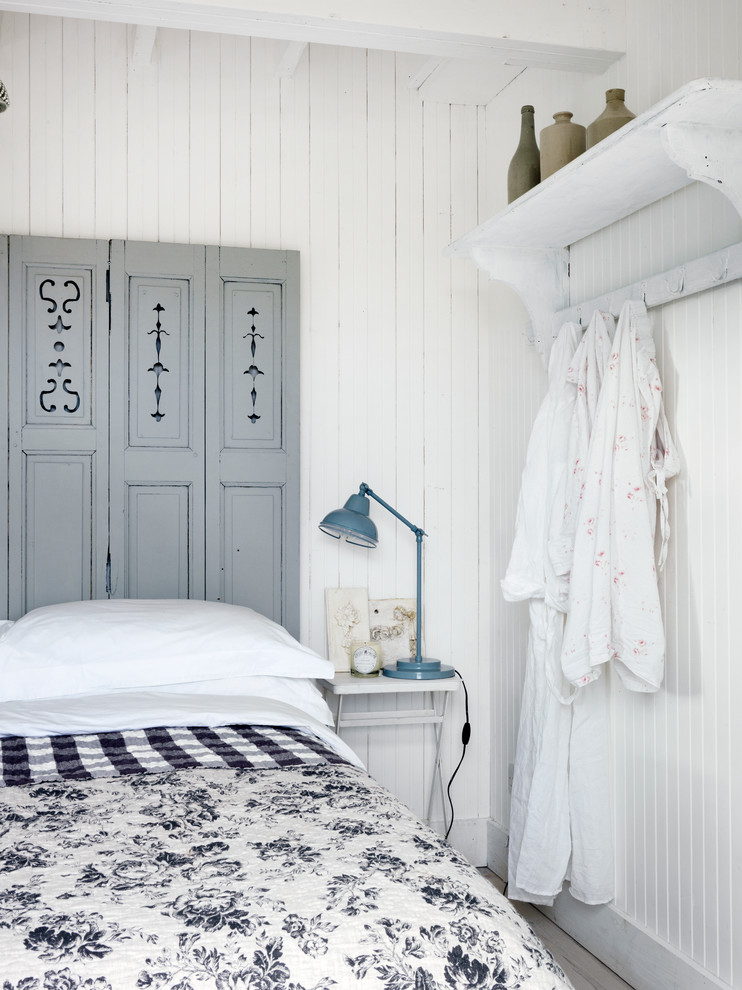 Beach-Style Country Bedroom