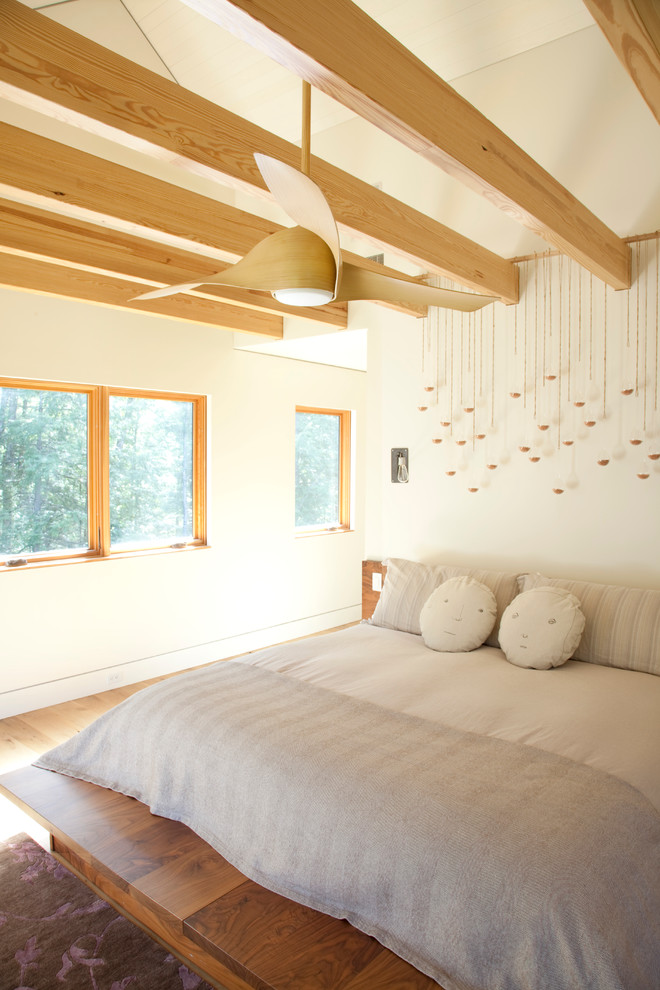 Contemporary Country Bedroom