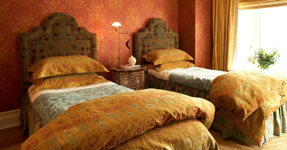 Indian Style Guest Bedroom