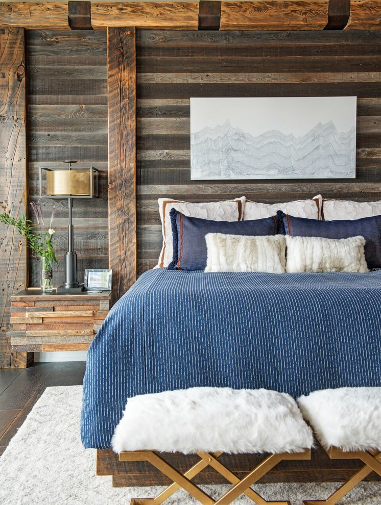 Southwestern Bedroom Design