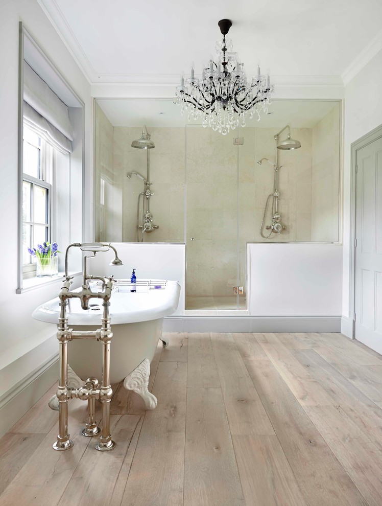 Beautiful Farmhouse Bathroom Design