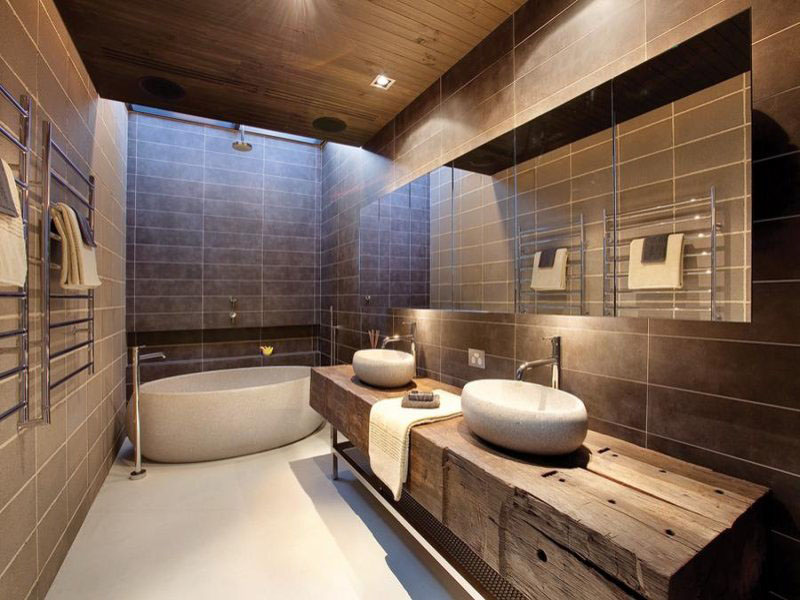 Elegant Modern Bathroom Design