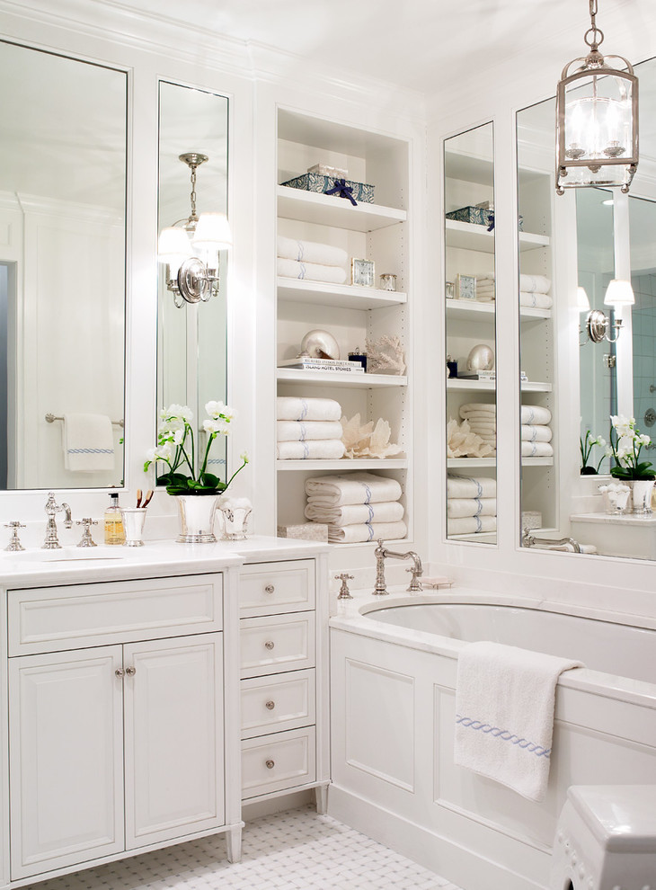 Small Traditional Bathroom Ideas