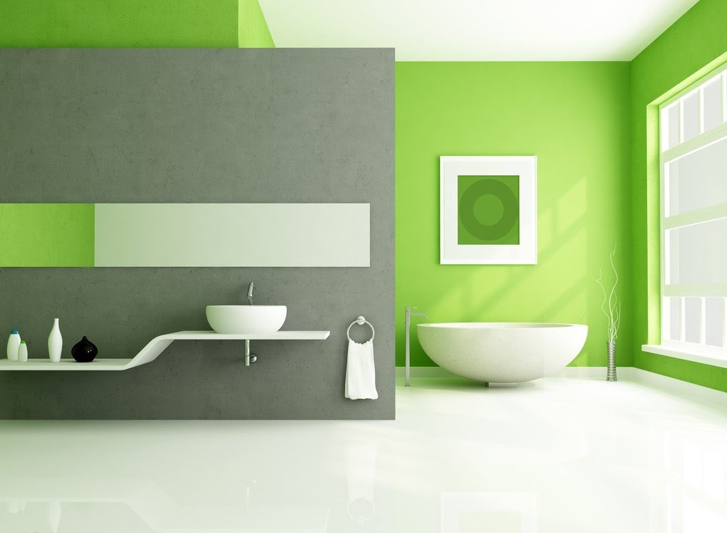 Ultra Modern Style Bathroom Design