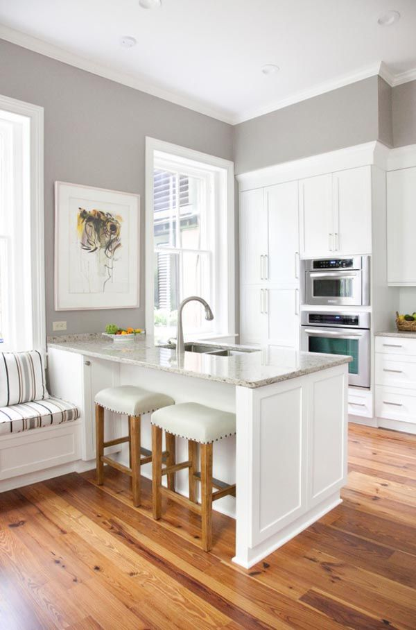 Creative Small Kitchen Design With Dining Combo Dwellingdecor