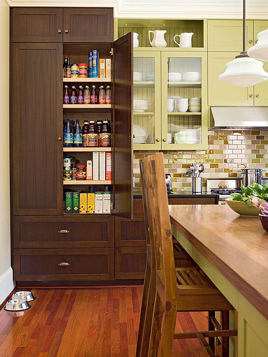 Kitchen Pantry Design (13)