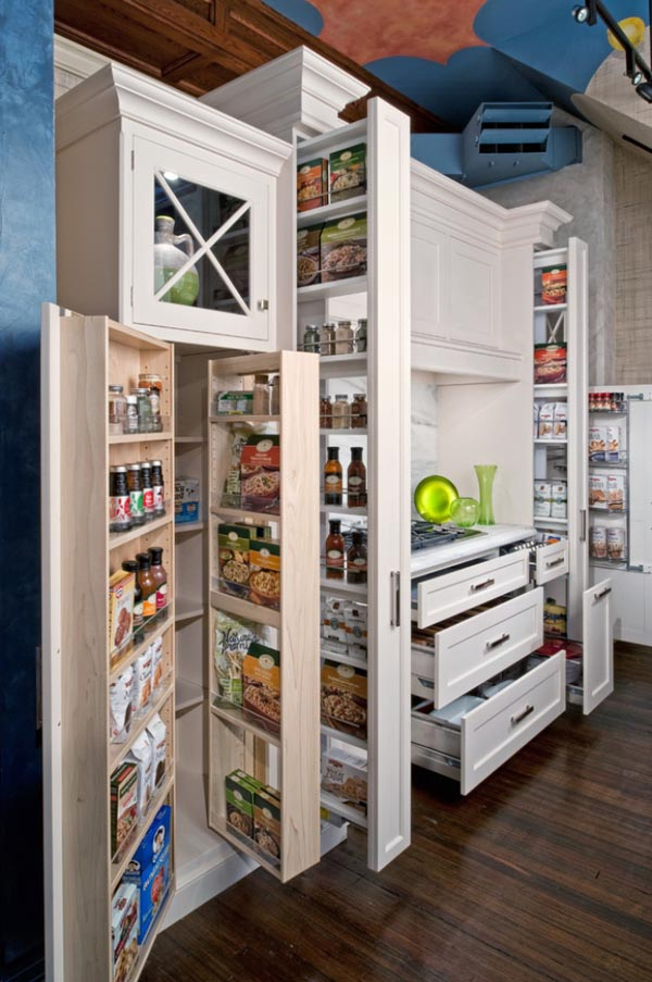 Kitchen Pantry Design (9)