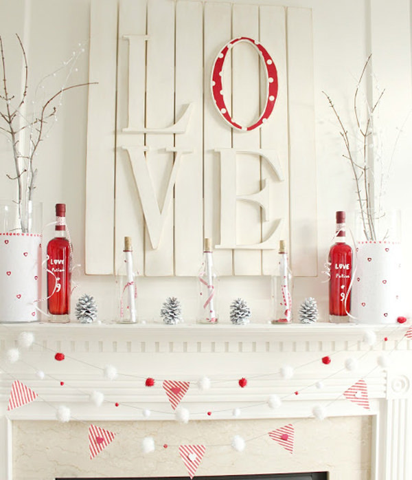 Unique Valentines Day Decorations Ideas (31)