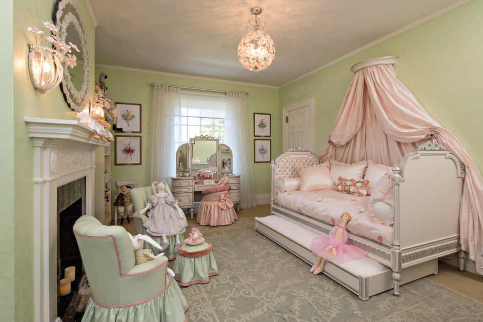 Victorian Style Furniture Ideal For Girls Dwellingdecor