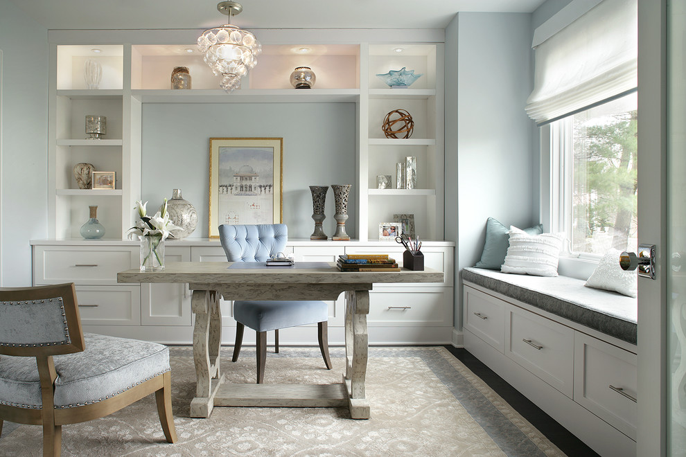 Built In Window Seat With Filing Cabinets Dwellingdecor